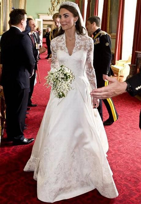 Fashion Friday: Best Celebrity Wedding Gowns | A Stylish ...